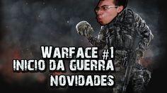 Warface : Episódio #1 Nova série / Novidades