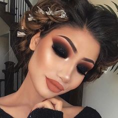 @makeupbyalinna ✨ #makeup #makeuplook #shoutouts #slave2beauty #makeupdolls #makeupporn #makeuptutorial #likeforlike #followme #anastasiabeverlyhills #anastasiabrows #morphepalette #morphebrushes #eyeshadow #abhbrows #makegirlz #kyliecosmetics