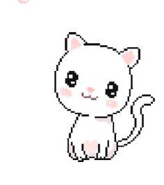 Миленький котик