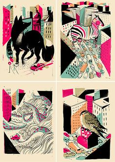 Love these Lithographs