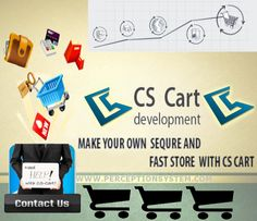 Cs Cart Development - A Best Way For E-Commerce Store DevelopmentToday's, it's a necessary for any online store is to shorten the proceedings engaged in establishing up and handling an e-commerce website. There are many online shopping cart now available in the market of the internet for your needs. But in those, Cs-Cart is the most popular shopping cart for e-commerce solution store.