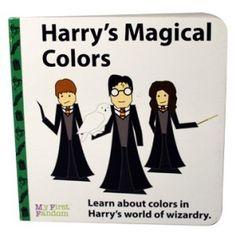 Harry Potter Board Book