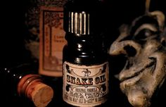 Scents inspired by HP Lovecraft, Jim Henson, The Last Unicorn, & more! I want! Black Phoenix Alchemy Lab