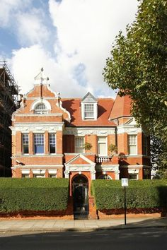 House, Elgin Avenue, Maida Vale, London, England - Close to my childhood home.
