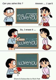 If this had been the real way to solve maths problems, I would have mastered it :P
