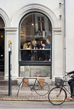 Atelier September, Copenhagen, Denmark
