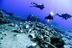 Try #scuba, #scubadiver & the #openwater #diver #courses @greenwichdiving.com. #buceo #buzo #Agua abierta #diversos