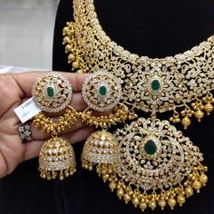 """To all the Bangle Lovers! Exciting news to gear you up: Our """"Bangle Festival"""" of exclusive designer pieces is staring TODAY! Pakistani Bridal Jewelry, Indian Wedding Jewelry, Wedding Jewelry Sets, Bridal Jewellery, Handmade Jewellery, Jewellery Shops, Silver Jewellery Indian, Gold Jewellery Design, Silver Jewelry"""