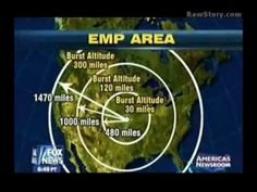 EMP Bomb Threat Scenario  -  Iranian or Any Enemy Nation Prepare to launch EMP Attack from aboard Deep Sea Freighters sailing just off the US Shoreline.  Very Real Recipe For Disaster.