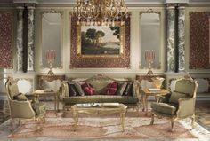 Angelo #Cappellini мебель для гостиной из коллекции Timeless www.mebelclub.ru