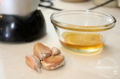 Get Your Kids To Eat More Garlic With Homemade Garlic Syrup
