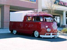 VW CREWCAB