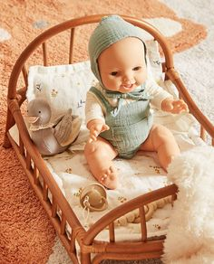ZARA HOME Zara Home, Bassinet, Baby Dolls, Kids Rugs, Activities, Collection, Doll Houses, Rooms, Play
