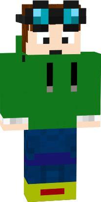 dantdm - dantdm skin search - NovaSkin gallery - Minecraft Skins