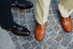 Ferragamo vs. Grenson shoe wars in Noventa di Piave, Italy