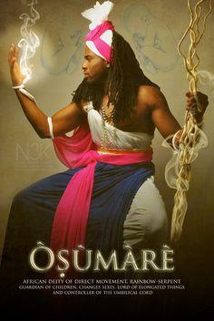 Yoruba African Orishas