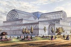 Engineer calls for Crystal Palace to be rebuilt in the Midlands - Birmingham Mail