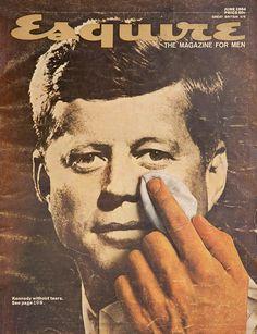 Portadas históricas de la revista Esquire | OLDSKULL