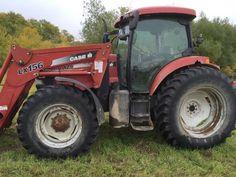 2005 Case IH MXU125 Tractor for sale by owner on Heavy Equipment Registry  http://www.heavyequipmentregistry.com/heavy-equipment/16800.htm