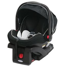 As a mama to two, and a foster mama to many, I have tried out my fair share of infant car seats. The Graco SnugRide Click Connect 35 LX is one of my favourites for many reasons. It has a weight range for babies from4-35 pounds when most only go up to 22 or 30 pounds. The height limit is 32 inches, which means this seat can be used with most babies even after they turn one! This makes the seat very versatile, and gives you great bang for your buck because you can use it longer than you…