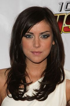 love jessica stroups hair, long or short