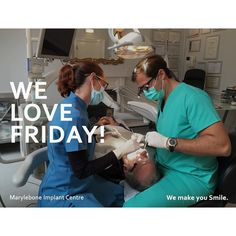 We love Friday! #wemakeyousmile #maryleboneimplantcentre #london #dentist #dentistry #dentistrylife #implants #love #marylebone #dentistrymypassion #welovefriday #me #happy #amazing #smile by marylebone.implant.centre Our General Dentistry Page: http://www.myimagedental.com/services/general-dentistry/ Google My Business: https://plus.google.com/ImageDentalStockton/about Our Yelp Page: http://www.yelp.com/biz/image-dental-stockton-3 Our Facebook Page: https://www.facebook.com/MyImageDental…