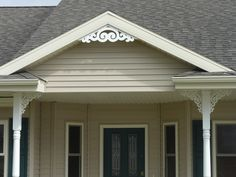 LaSalle Royale gable bracket by Durabrac