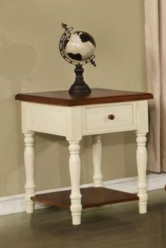 Country Marketplace - Danielson End Table, $349.00 (http://www.countrymarketplaces.com/danielson-end-table/)