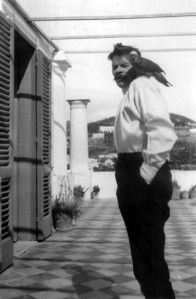 Marguerite Yourcenar – Capri Day Tours Song Of The Sea, Archipelago, Little Houses, Day Tours, Book Art, Capri, Villa, Daisy, Tiny Houses
