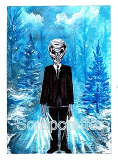 DOCTOR WHO Holiday Cards 4-pack signed print from ORIGINAL painting dalek tardis don't blink silence