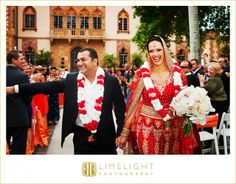 Ca d'Zan Mansion, Sarasota, Florida Indian wedding, traditional, red, gold, wedding flowers, white, wedding Lengha, wedding photography, Limelight Photography, www.stepintothelimelight.com