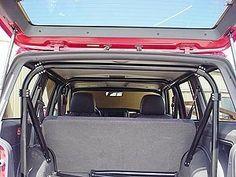 Rock Hard 4x4 - Ultimate Sports Cage Jeep Cherokee XJ 1997 - 2001