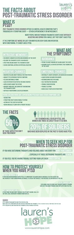 June is Post-Traumatic Stress Disorder Awareness month, but everyday is a good day to inform yourself about PTSD. It is not just our service men and women who suffer!