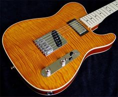 Love the humbucker in the neck.