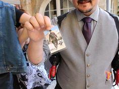 Cuvée 2016 - Gino Scassasogni et sa petite carte! #VonSchtoldForever #RemplissezMoiUnFormulaire #LaLoiEtLordre #KeurKeurKeurMoustache