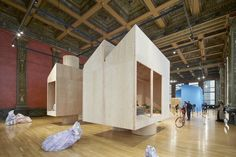 The Big Ideas Behind the Chicago Biennial | Architect Magazine | Exhibitions, Design, Arts and Culture, Architects, Chicago Architecture Biennial, Biennale, Chicago-Naperville-Joliet, IL-IN-WI, Joseph Grima