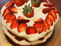 Gluten Free Desserts made Delicious: Gluten Free Strawberry Delight