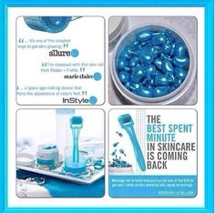 Get rolling with the best minute in skincare! Rodan + Fields Redefine AMP MD Roller is Back