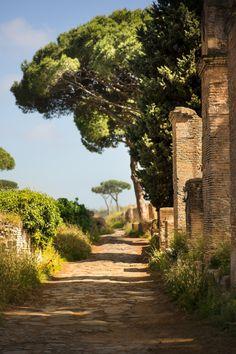 Ostia Antica - Rome, Italy