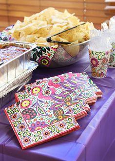 Adorn your table with Viva la Vera
