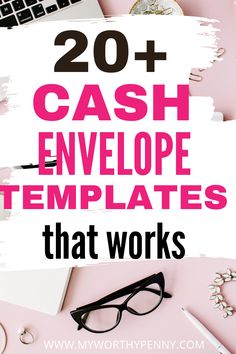 Another recommended tool to save money is cash envelope templates. If you are in need of cute cash envelope templates then this post is for you. Good looking cash envelope templates keep budgeting more fun. Cute money envelopes keep you on track with your budget so that you will succeed in your cash envelope budgeting journey. Cash envelope system. Cash envelope system printable. Cash envelop template free printable. Cash envelope template printable. Money envelope templates. Envelope Template Printable, Monthly Budget Template, Templates Printable Free, Budgeting System, Budgeting Finances, Budgeting Tips, Envelope Budget System, Cash Envelope System, Budget Envelopes