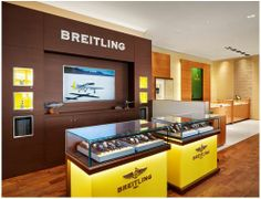 Breitling Watch and Rolex Watch at Russell Korman