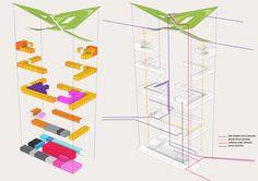 COMPETING IN ICELAND / Urban Planning and Hotel Design Proposal - Reykjavik