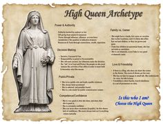 Essay on female archetypes?