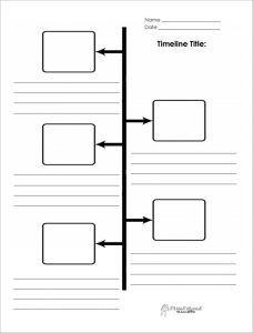 Doing a Timeline   FamilyTree.com Teaching Social Studies, Teaching History, Teaching Resources, History Education, Worksheets For Kids, Kindergarten Worksheets, In Kindergarten, Timeline Project, Life Timeline