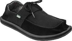 black sanuk shoes - Google Search