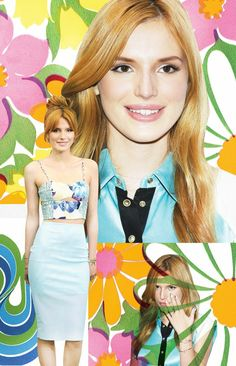 Bella Thorne isn't even an adult yet but she's already well on her way to being a full-fledged style star. So in honor of her 17th birthday, here are 17 photos of the actress in enviable high-end looks. P.S. It's totally cool to take fashion tips from a teenager.Arlour.com
