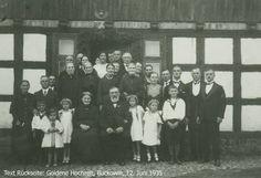 Buckowin Goldene Hochzeit 1935