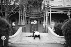 Michele and Aaron :: University of Tampa Engagement Session