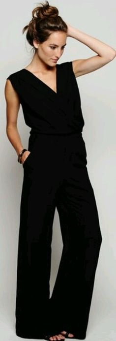 The jumpsuit can be worn by lots of body types.  One colour head to toe elongates and slims you.  Add your sleeve variation to your taste.  The best 80s item ever.